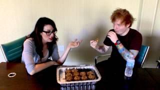 Monti interviews Ed Sheeran Live at Aloft in Tempe...