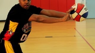How to Do a Bounce Pass   Basketball