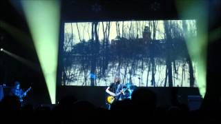 Soundgarden-Been Away Too Long live, NYC, Hammerstein Ballroom, 1/22/13