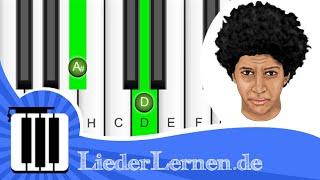 Andreas Bourani - Auf anderen Wegen - Klavier lernen - Musiknoten - Akkorde