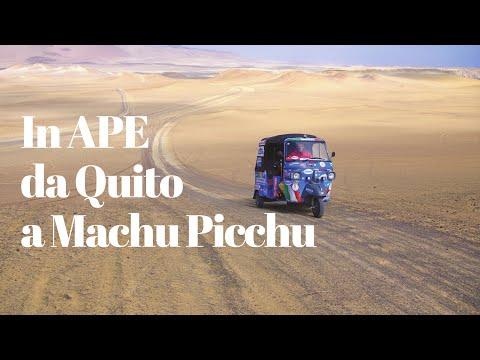 Taurinorum Charity Rally 2011 – Trailer Ufficiale Desafío (Sfida) Piaggio