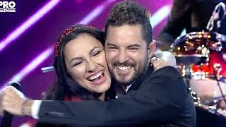 Andra feat. David Bisbal - Without You (Live @ Romanii Au Talent)