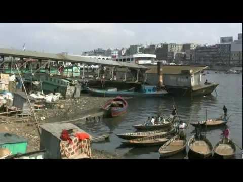 アキーラさん市内散策26!バングラデシュ・ダッカ・Sadar-Ghat!Dahka,Bangladesh