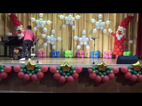107社博會弦樂獨輪舞蹈 - YouTube