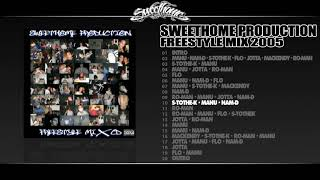 SHP -  (FREESTYLE MIX CD / 2005)