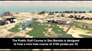 Golf para Todos short