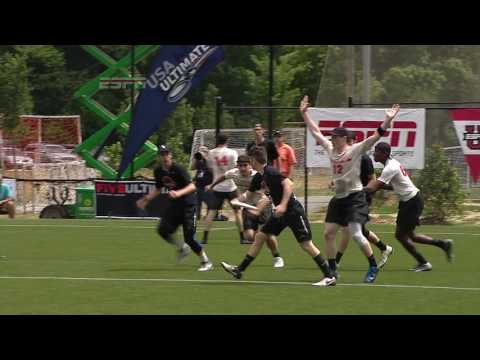 Video Thumbnail: 2016 College Championships, Men's Final: Harvard vs. Minnesota
