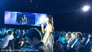 Dami Im Sound of SIlence LIVE at Salesforce World Tour, Melbourne