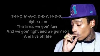 Young, Wild  Free   Wiz Khalifa Feat Snoop Dogg  Bruno Mars  Lyrics [HD].wmv