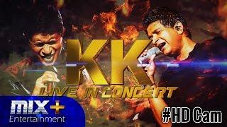 Dus Bahane Karke Le Gaye Dil - KK Live in Concert  Colombo 2016 MixPlus