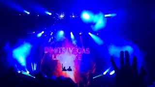 """If I Lose Myself"" w/ ""We Are Legend"" - Dimitri Vegas & Like Mike, Pepsi Center 15/02/14 Mexico City"