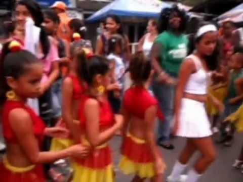 El Negrito De La Salsa – Feria De Cisneros Valle Del Cauca.