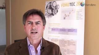 Toni Bibiloni Laboratorio Multimedia de la UIB en el ForoTec 2011