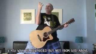 Mick Meredith-MAN FLU (Official Music Video)