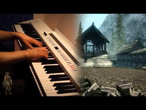 Skyrim Ancient Stones Piano Sheet Music Chords Chordify