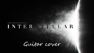 Interstellar - Main Theme Guitar Cover