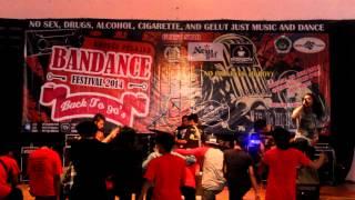 GLORIOR - Warbeast live BANDANCE 2014