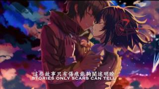 NightCore Listen(ONE OK ROCK) 中文翻譯