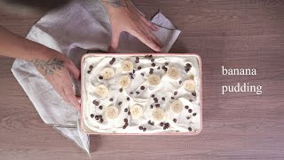 Banana Pudding ou Pavê de Banana (Magnolia Bakery) | Receitas pelo Mundo