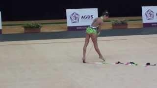Ginástica Rítmica - Torneio da Primavera GR 2014 - VCQ - Sofia Oliveira - Fita