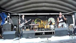 "Dead Daisies ""Miles In Front of Me"" Uproar Festival, Scranton, PA 8/9/13 live concert"