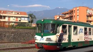 Ferrovia Circumetnea, Riposto, Provincia di Catania, Sicilia