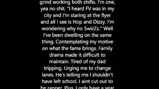 SwizZz- Zoom In lyrics