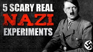 5 Scary Real Nazi Experiments During WW2 **Graphic Warning**
