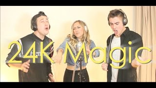 """24K Magic"" - Bruno Mars [COVER BY THE GORENC SIBLINGS]"
