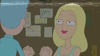 Potsu - I'm closing my eyes (rick And Morty )