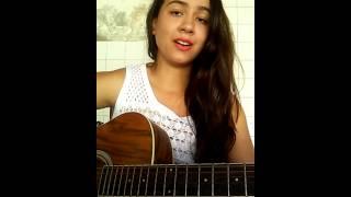 Ze Felipe - Você mente ( cover - Aleandra Martins)