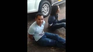 Traficante preso, imita Zezé di Camargo