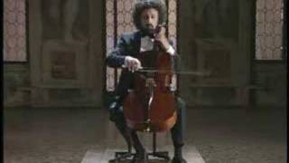 Bach - Cello Suite No.2 v-Menuet