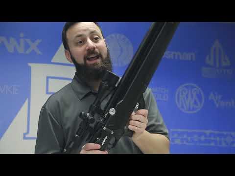 Video: Seneca Aspen Multi-Pump PCP Air Rifle | Pyramyd Air