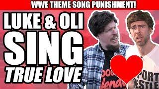 WWE Theme Songs PUNISHMENT! Mike & Maria Kanellis - True Love (Oli & Luke) | WrestleTalk