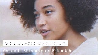 Amandla Stenberg on Friendship and Liberation | #POPNOW