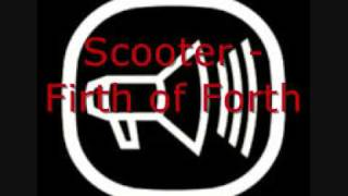 Scooter - Firth of Forth