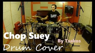 System Of A Down - Chop Suey! - Drum Cover [HQ]