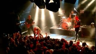 Guano Apes Open your eyes live at melkweg Amsterdam 22-05-2011
