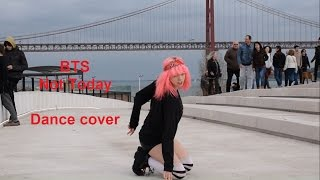 BTS NOT TODAY 방탄소년단 - Dance cover - Gold