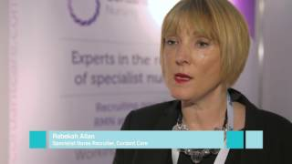 What did the exhibitors think of Nursing Times Careers Live in Leeds, October 2016?