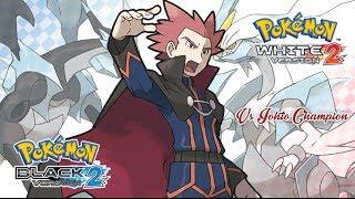 Pokémon B2/W2 - Battle! Johto Champion Music HD