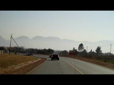 Drive to Pilansberg from Joburg