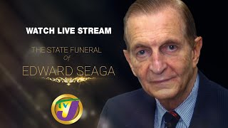 TVJ Lve Coverage: State Funeral for the Late Edward Phillip George Seaga - June 23 2019
