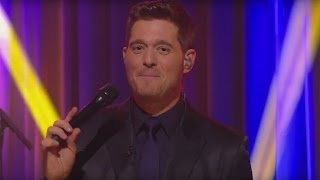 Michael Bublé cover - My Baby Just Cares For Me | The Late Late Show | RTÉ One