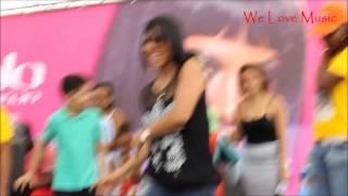 Yola Araújo dança kuduro