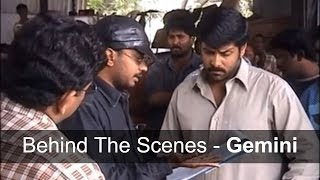 The Making of Gemini (ஜெமினி) - Part 1