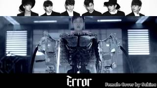 [Cover] VIXX(빅스) - Error
