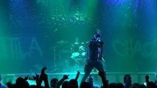 "Attila - ""Lets Get Abducted"" (Live) The Chaos Tour Chicago, IL 10/26/2016"