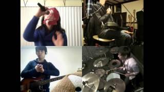 [HD]Youjo Senki OP [JINGO JUNGLE] Band cover